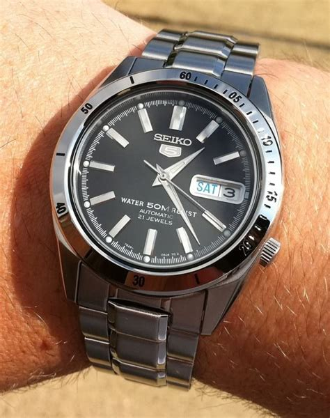 Seiko 5 Sports Mens Srp267k1 Automatic Black Jam Pria Srp267 44 Best Japanese Watches Images On Seiko