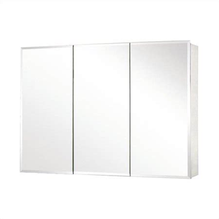 pegasus medicine cabinet 48 pegasus sp4588 48 inch w recessed or surface mount