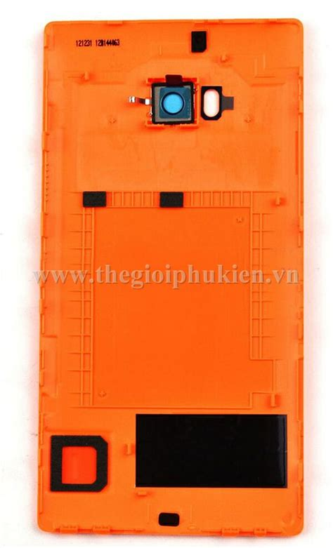 vỏ nắp lưng nắp đậy pin nokia lumia 930