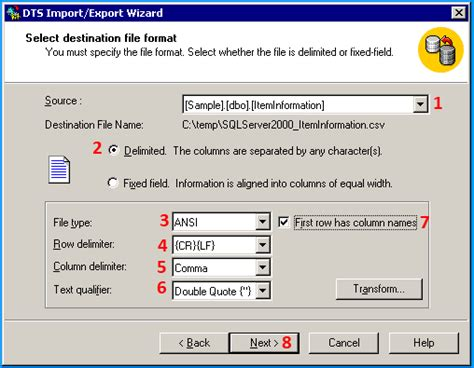 csv format text qualifier sql server how to fix the embedded text qualifier issue