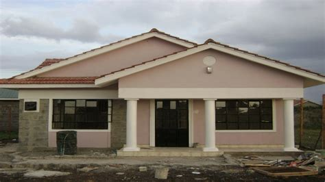Three Bedroom House Design In Kenya 3 Bedroom Section 8 House Plans And Designs Kenya