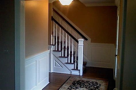 Wainscoting Foyer by Wainscoting America Customer Testimonials With Wainscoting
