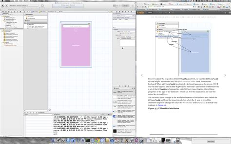 xcode delegate tutorial objective c x code interface builder not showing app