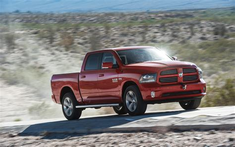 dodge ram truck of the year 2013 truck of the year ram 1500 motor trend