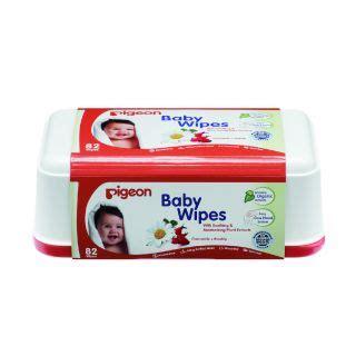 Pigeon Baby Shoo Chamomile 400ml 1 baby wipes rash