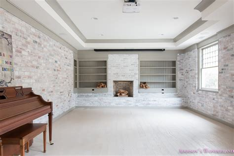 our basement reveal w shaw floors s