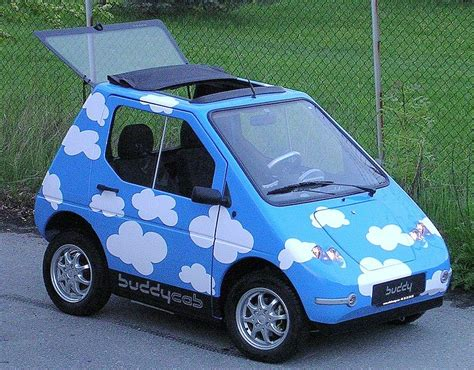 The 15 Smallest Cars Ever Made