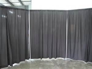 Pipe And Drapes Pipe And Drape Room Knight S Rental Making Your Event