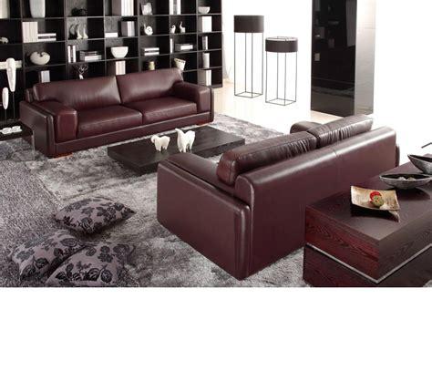 bonded leather sofa set dreamfurniture com 522 modern bonded leather sofa set