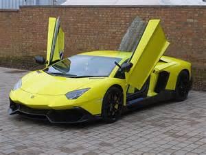 Lamborghini 50th Anniversary 2013 Lamborghini Aventador Lp720 4 50th Anniversary For