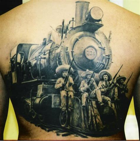 locomotive tattoo designs 10 bodysstyle