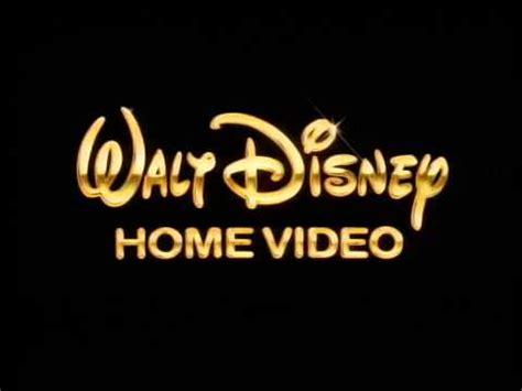 1986 walt disney home video logo aka youtube walt disney home video logo 1992 youtube
