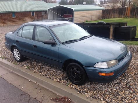 how petrol cars work 1995 geo prizm spare parts catalogs 1995 geo prizm lsi for sale 23 used cars from 595
