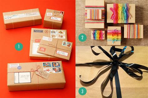 Paper Craft Items - 20 last minute gift wrap ideas using paper grocery bags