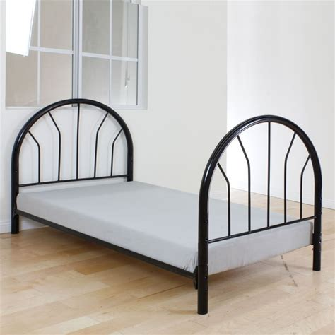Black Headboard And Footboard by Acme Furniture Silhouette Headboard And Footboard Only In Black 02054bk