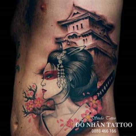 Tattoo Geisha Y Nghia | 221 nghĩa h 236 nh xăm geisha đỗ nh 226 n tattoo