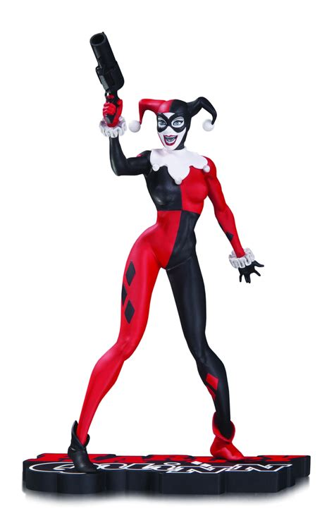 Sale Mainan Figure Harley Quinn Dc Comics Designer Series Derw new dc collectibles for march 2017 figures