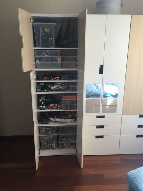 aufbewahrung kinderzimmer junge lego storage with ikea stuva johann in 2019