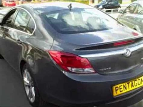vauxhall insignia 2 0 cdti 160ps sri nav 4dr technical grey