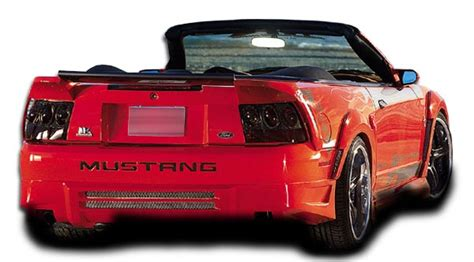 extreme dimensions inventory item   ford mustang couture urethane demon