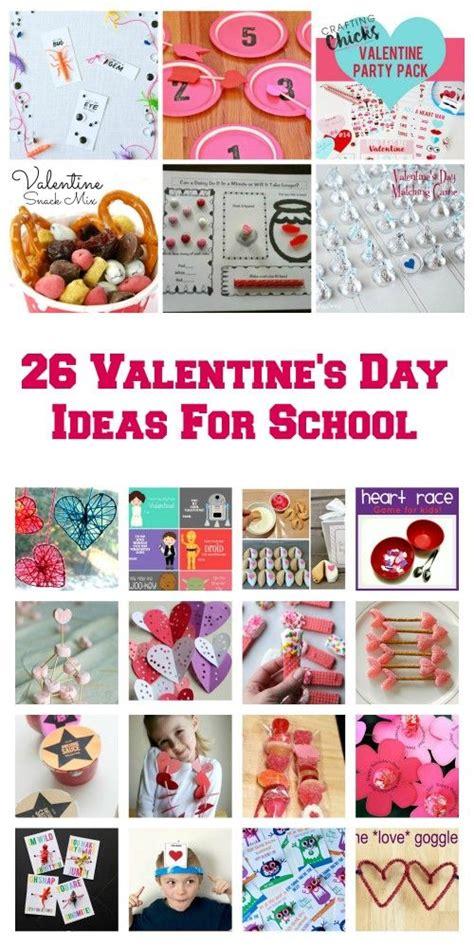 valentines for school ideas 26 s day ideas for school school