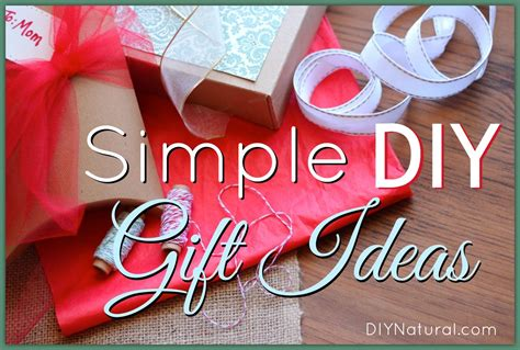 homemade christmas gift ideas many natural recipes