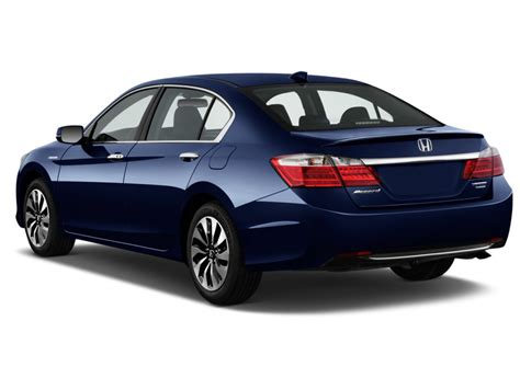 2015 honda accord hybrid pictures photos gallery