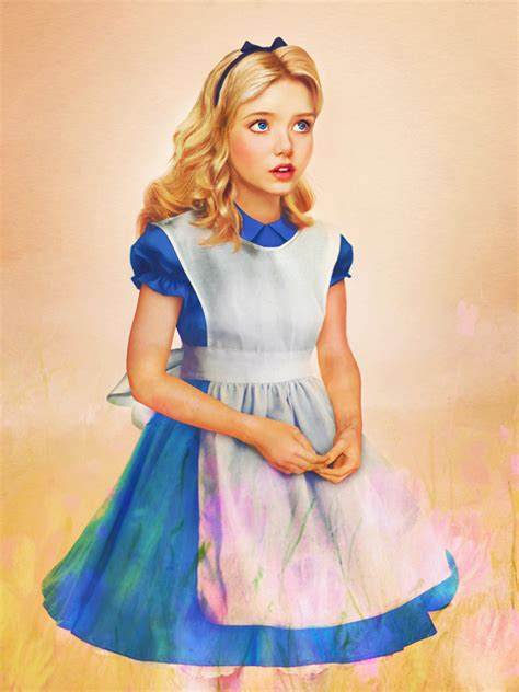 If Disney Princesses Were Real by N Coka S Blinky World Real Disney Princesses