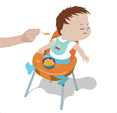 Feed refusers strategies and options reflux infants support association inc