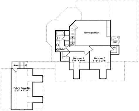 House Plans With Drive Through Garage by Drive Through Garage 6330hd Architectural Designs