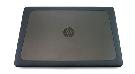 hp mobile workstation hp zbook 15u g4 mobile workstation review storagereview