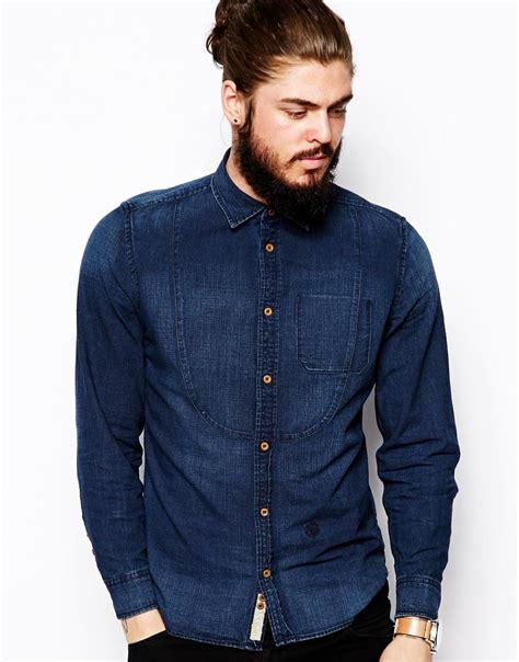 Denim Denim 10 s sleeve denim shirts for summer the