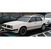 1986 Pontiac 1000  Information And Photos MOMENTcar