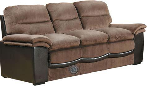 coleman couch bernard sofa from homelegance 45293 coleman furniture