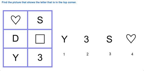 Pre K Olsat Practice Question For Gifted And Talented