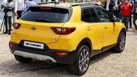 kia cars pictures kia stonic in pictures alphr