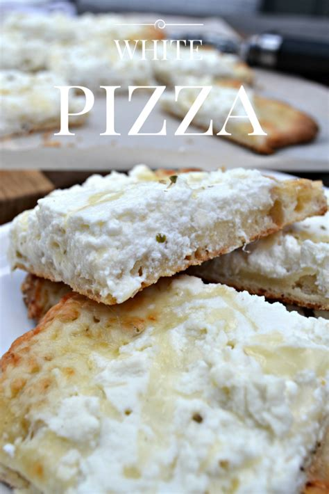 take on white pizza is choosing the best quality cheeses