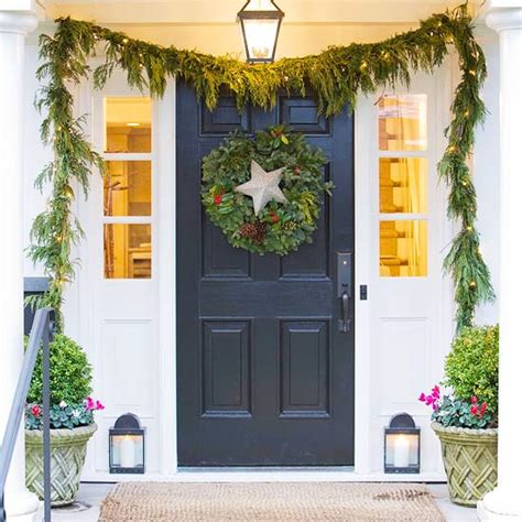Front Door Decorating Ideas by 20 Creative Front Door Decorations