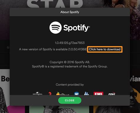 how to get full version spotify download spotify app