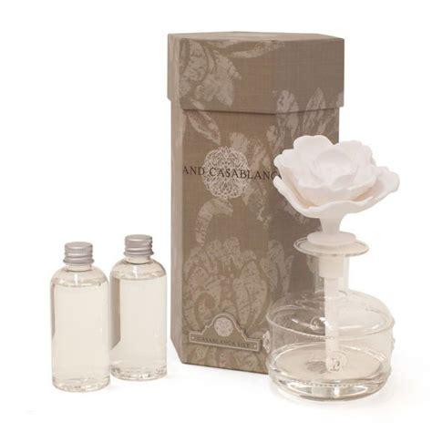 Gardenia Diffuser Grand Casablanca Porcelain Fragrance Diffuser Tahitian