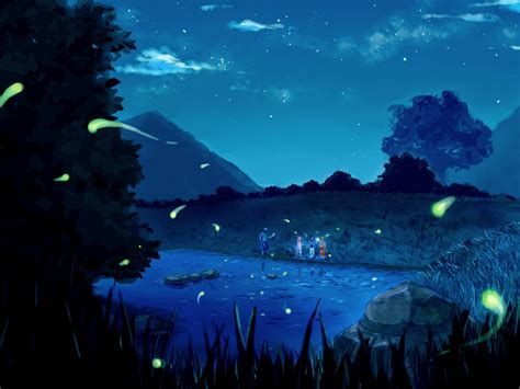 desktop wallpaper naruto shippuden anime outdoor night hd image picture background fa