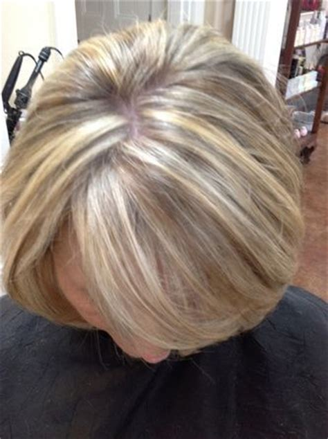 white highlights to blend in gray hair 25 best white hair highlights ideas on pinterest heavy