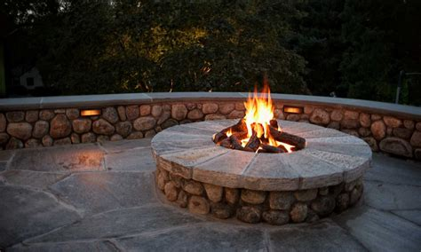Home Design Lighting by Outdoor Fireplace Patio Fireplace Gallery Odd Job