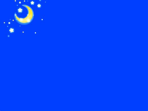 powerpoint templates free stars stars moon wallpaper backgrounds presnetation ppt