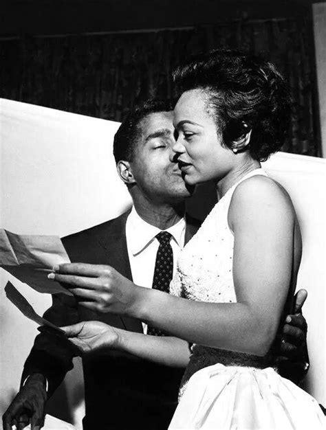 Radical Conformist — Sammy Davis Jr. and Eartha Kitt, 1954