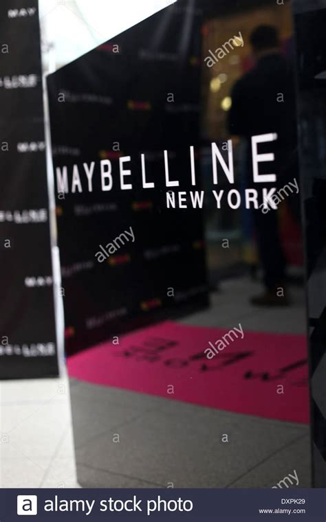 Alexandre Christie 8447 maybelline cosmetics stock photos maybelline cosmetics