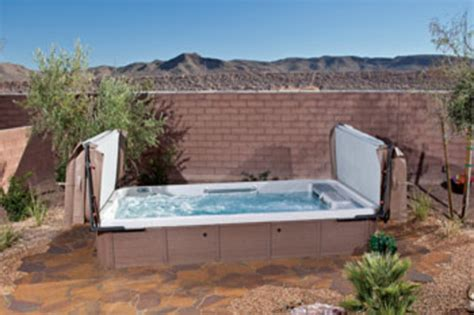 swim spa backyard designs backyard spa designs spa pool designs with waterfalls