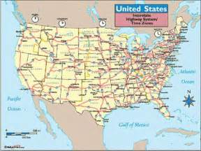 us road map with interstates on it best 25 interstate highway map ideas on road