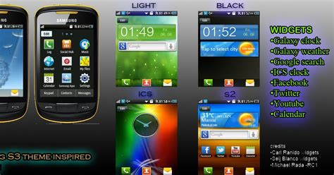 themes galaxy s3 download corby 2 themes samsung galaxy s3 theme by bham samsung