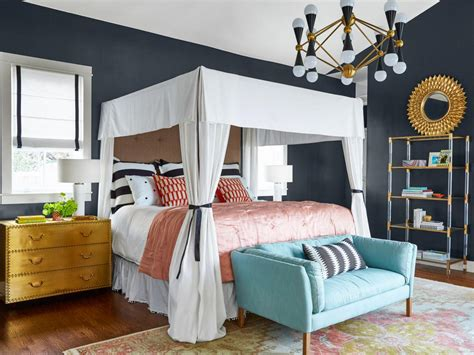 hgtv bedroom colors unexpected bedroom paint colors worth the design risk
